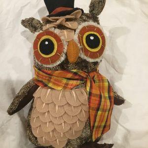 Other - Stuffed Whimsical Owl Decor